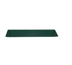 60cm Venetian Window Box Tray - F/Green