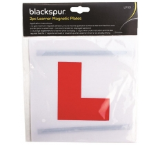 BLACKSPUR 2PC LEARNER MAGNETIC PLATES