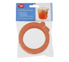 Tala Set 6 Sealing Rings For S/Jars