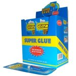 GSD Super Glue 3g x 24 Pack (21p Each)