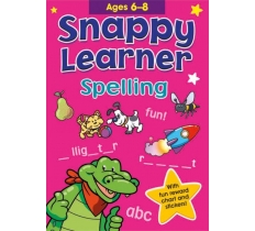 Snappy Learner (6-8) - Spelling