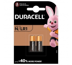 Duracell Twin Pack 1.5V N size x 10