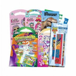 STICKERS & ACTIVITY BOOKS