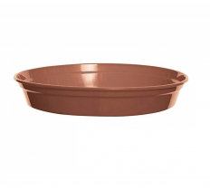 "WHITEFURZE SAUCER FOR 10"" POT TERRACOTTA"