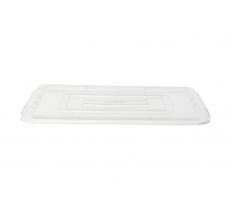WHITEFURZE SMALL STACK & STORE STORAGE BOX LID
