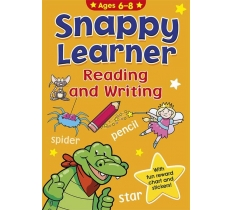 Snappy Learner (6-8) - Read & Write
