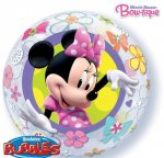 "22"" MINNIE MOUSE BUBBLE BALLOON"