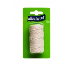 ULTRATAPE COTTON TWINE FINE SMALL SPOOL CARDED