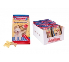 MINI PUPPY BONE DOG BISCUIT TREATS 350G