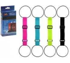 NEON COLOUR LUGGAGE BUNGEES