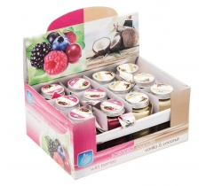 MINI JAR CANDLE - 2 ASSORTED FRAGRANCES