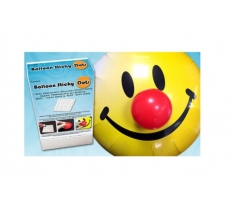 QUALATEX BALLOON STICKY DOTS 1200 PACK