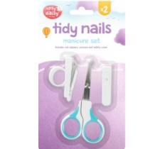 BABY MANICURE SET 3PACK
