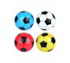 "9"" ( 22CM ) BRIGHT COLOURED TRADITIONAL BALL"