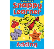 Snappy Learner (5-7) - Adding