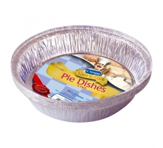 LARGE FOIL PIE DISHES 5 PACK