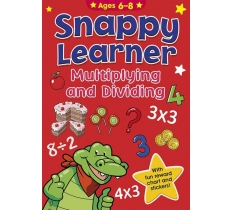 Snappy Learner (6-8) - Multiply & Divide
