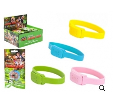 WATERPROOF MOSQUITO WRIST BAND