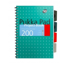 PUKKA B5 Metallic Project Book