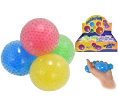 7CM SQUISHY BEAD MESH BALL