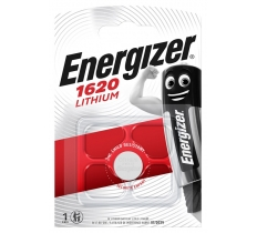 ENERGIZER CR1620 COIN BATTERY X 10
