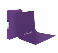 BRIGHTS RINGBINDER A4 PURPLE