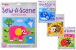 SEW A SCENE FELT CRAFT KIT