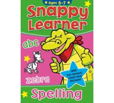 Snappy Learner (5-7) - Spelling