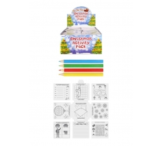 CHRISTMAS ACTIVITY PACK CHILDREN