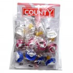 COUNTY BABY SOOTHERS x 12 ( 25p Each )