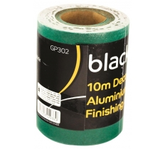 BLACKSPUR ALUMINIUM OXIDE FINISHING PAPER - GRADE 120