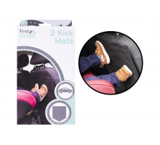 CAR KICK MATS PACK OF 2