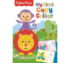 Fisher Price Copy Colour Book