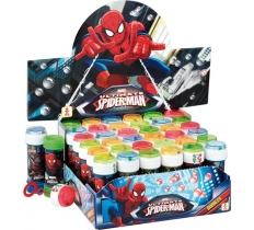 Bubbles Tubs Spiderman 60ml x 36 (30p Each)