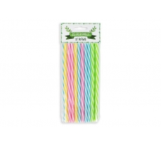 REUSABLE STRAWS PACK OF 20