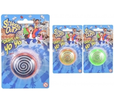 "Light Up Yoyo "" Schools Out """