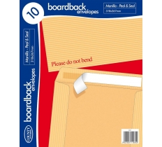 County Boardback Envelopes 10's 318 x 267mm