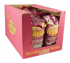 SERRANO HAM TREATS WITH TURKEY
