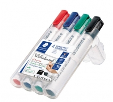 STAEDTLER WHITEBOARD MARKER 4PC