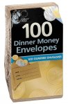 DINNER MONEY ENVELOPES 100PK