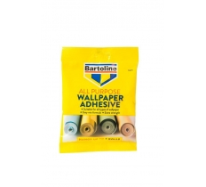 BARTOLINE 5 ROLL ALL PURPOSE WALLPAPER ADHESIVE