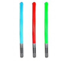 INFLATABLE LIGHT SABER STICK 90CM