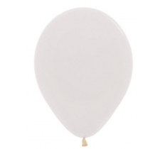"12"" CRYSTAL CLEAR SEMPERTEX BALLOONS 50PACK"
