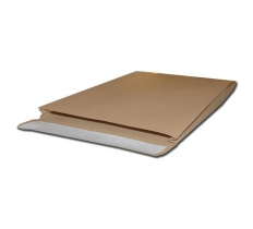 ParcelPost Gussetted C4 (229 x 324mm) Envelope 25 Pack