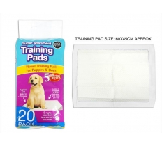 Puppy Training Pads (20 Pack)