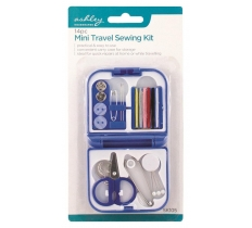 BLACKSPUR 14PC MINI TRAVEL SEWING KIT