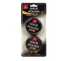 ASSORTED SHOE POLISH TIN 2PACK