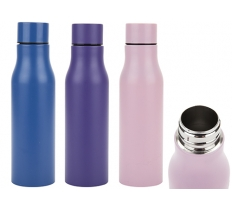 500ML STAINLESS STEEL MATTE VACUUM INSULATED BOTTLE