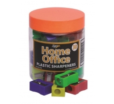 TIGER PLASTIC ONE HOLE SHARPENERS X 30