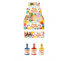 PARTY POPPERS 12 PACK
